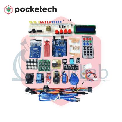 Arduino + RFID - Kit CTEAM