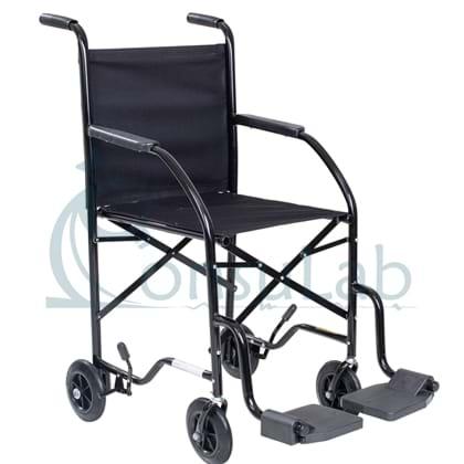 Cadeira de Rodas (Suporta até 70 KG) Pintura Epoxi - Standart