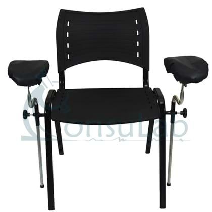 Cadeira para Coleta (Pintura Epóxi)