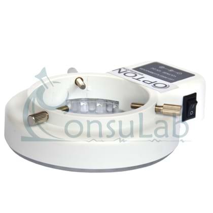 Iluminador Circular LED para Estereoscópio