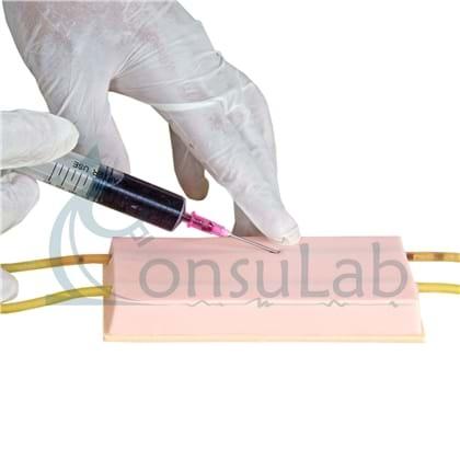Simulador Básico para Treino de Injeção Endovenosa