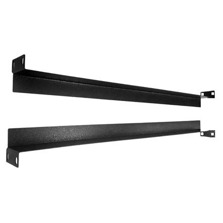 Base (Suporte L) p/ Gabinete Rack ou Switch Mesa 80cm