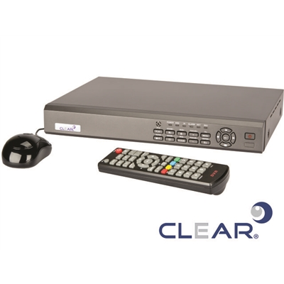 Dvr Stand Alone 8 Canais Real Time Cl Titânio Light