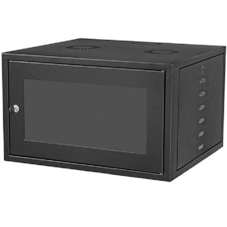 Mini Rack Parede 5Ux380mm porta acrílico