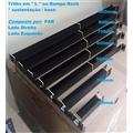Base Para Gabinete Rack ( Suporte L ) 80 Cm