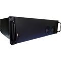 Gabinete P/ Rack 19 3u Micro Atx + Kit De Ventilação + Usb