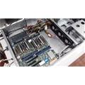 Servidor Rack 2U XEON 128GB M.2 SSD 1Tera Fonte 500W
