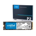 SSD 500GB Crucial P2, M.2 2280 NVMe