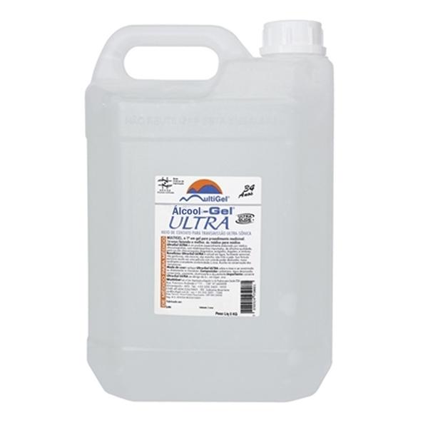 Álcool Gel Antisséptico 70% - 5 Litros