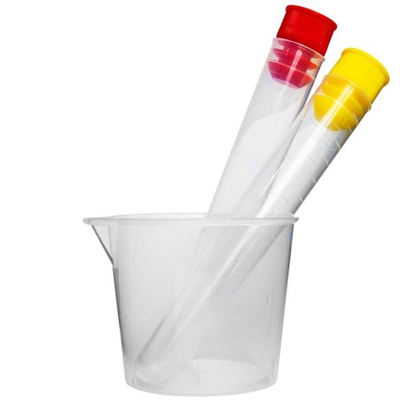 Kit Coleta De Urina Com 2 Tubos