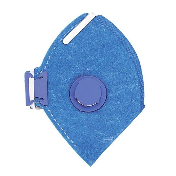 Máscara Descartável N95 PFF2 Com Válvula
