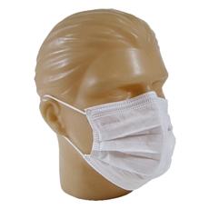 Máscara Cirúrgica Tripla Descartável