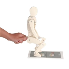Figura Para Demonstração De Postura W19007