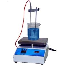 Agitador Magnético Microprocessado com Aquecimento Q261M23