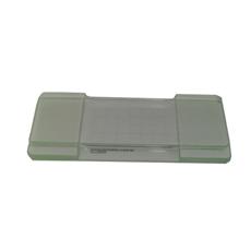 Lâmina para contagem de Nematóides - Modelo M (Metalizada)