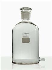 FRASCO MARIOTTE COM OLIVA DE VIDRO 1000 ML
