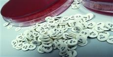 Discos Para Antibiograma Linha Humana Ciprofloxacina