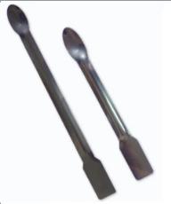 Espátula com Colher em Chapa de Aço Inox