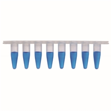 Microtubo Qpcr Em Tiras 8 X 0,2ml. Regular Profile. Pct 120 Und
