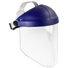 Protetor Facial em Policarbonato - Face Shield