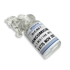 Antibiograma (Linha Veterinária) Amoxicilina + Ác. Clavulânico