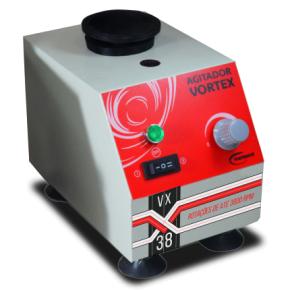 Agitador Vortex - Velocidade até 3800RPM