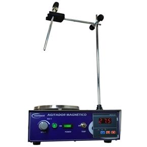 Agitador Magnético - Aquecimento até 350°C - 5 Litros
