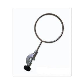 Anel de Aço Inox com Mufa 10cm Espessura de 4,76mm