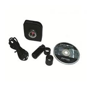 Câmera Científica digital 12.0 MP com software e lente redução.