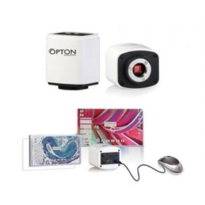 Câmera de alta resolução com saída HDMI, USB e CARTÃO SD