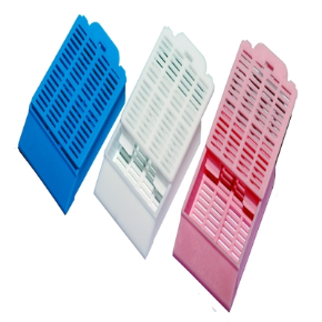 Cassete Para Biopsia Branco PCT. 500
