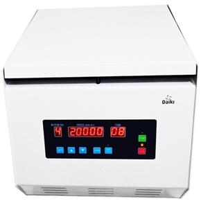 Centrífuga Microprocessado Digital Multirotores até 20.000RPM com Motor por Indução