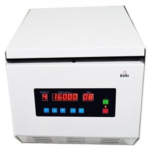 Centrífuga Digital Microprocessada Multirotores para Microhematócrito 16.000RPM Motor por Indução