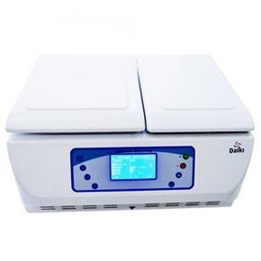 Centrifuga Digital Refrigerada de Bancada - até 5000RPM - Motor Por Indução