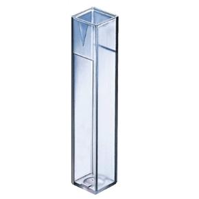 Cubeta Descartável Para Espectrofotômetro Volume 2-4ML Cx.100