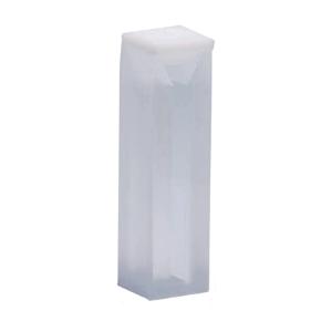 Cubeta Em Quartzo ES 2 Faces Polidas, Passo 10mm, Volume 1,0ML