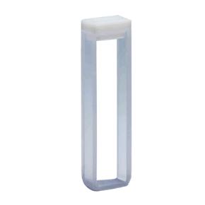 Cubeta Vidro Óptico 2 Faces Polidas, Passo 10mm, Volume 0,7ML