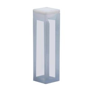 Cubeta Vidro Óptico 2 Faces Polidas, Passo 10mm, Volume 1,7ML