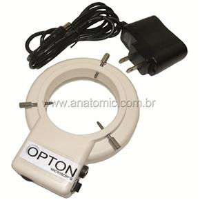 Iluminador Circular para LED para Estereoscópio