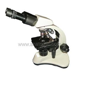 Microscópio Biológico Binocular, Aumento 40X até 1600X, Objetiva Acromatica Infinita e iluminação 20