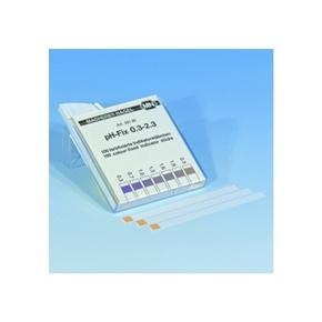 Papel Indicador de pH 0,3-2,3 100 Tiras
