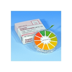 Papel Indicador de pH 0,5-5,5 Rolo