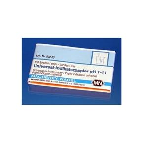 Papel Indicador de pH 1-11 Livro