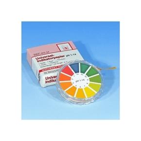 Papel Indicador de pH 1-14 Rolo