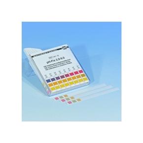 Papel Indicador de pH 2-9 100 Tiras
