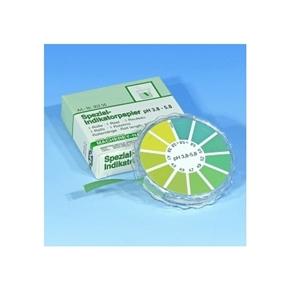 Papel Indicador de pH 3,8-5,8 Rolo