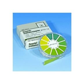 Papel Indicador de pH 4-7 Rolo