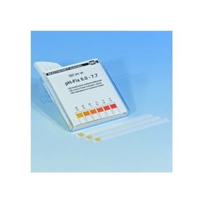 Papel Indicador de pH 6-7,7 100 Tiras