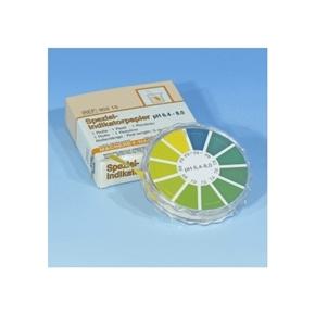 Papel Indicador de pH 6,4-8 Rolo
