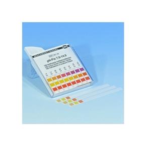Papel Indicador de pH 7-14 100 Tiras